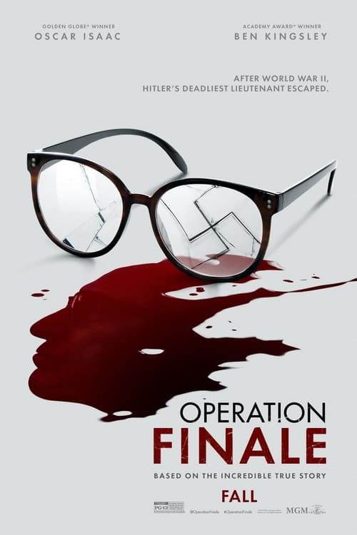 Watch Operation Finale Online Pinterest