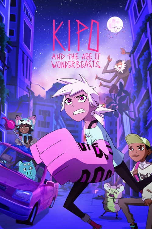 Kipo and the Age of Wonderbeasts Poster