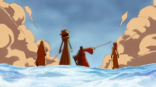 One Piece: Dress Rosa Arc – Episod Two Great Rivals Meet Each Other! Straw Hat and Heavenly Demon!