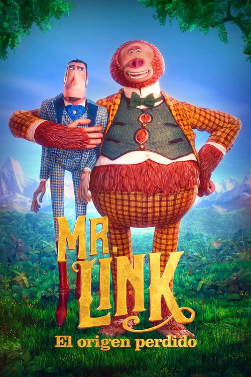Película Mr. Link: El origen perdido Con Subtítulos En Español
