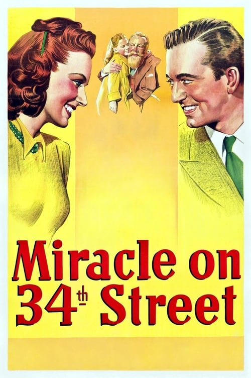 Watch Miracle on 34th Street (1947) Full Movie