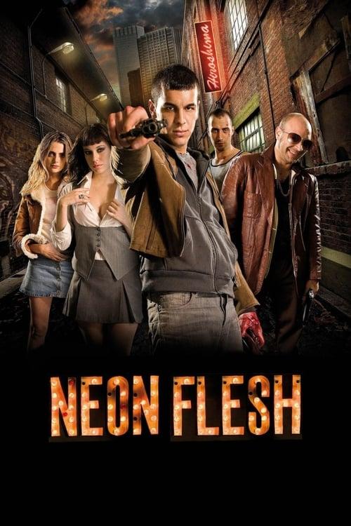 Neon Flesh - Poster