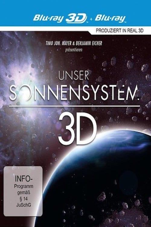 Poster von Unser Sonnensystem 3D