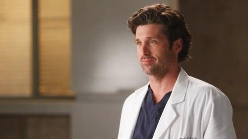 Grey's Anatomy - Season 8 - Episode 9: Dark Was the Night