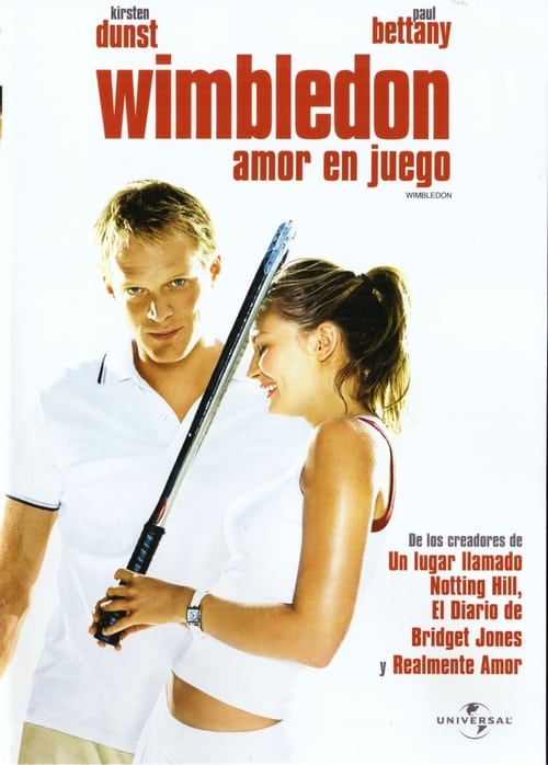 Mira La Película Wimbledon. El amor está en juego En Español