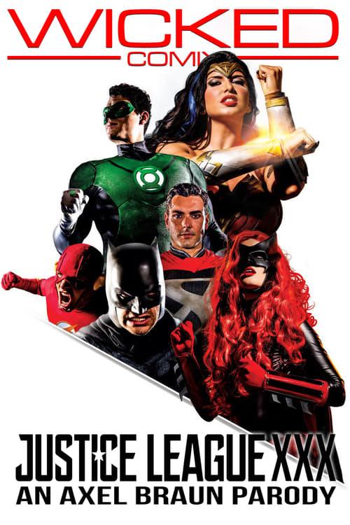 Justice League Porn Movie