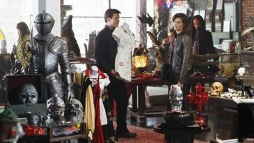 castle - Season 2 - Episode 6: Vampire Weekend