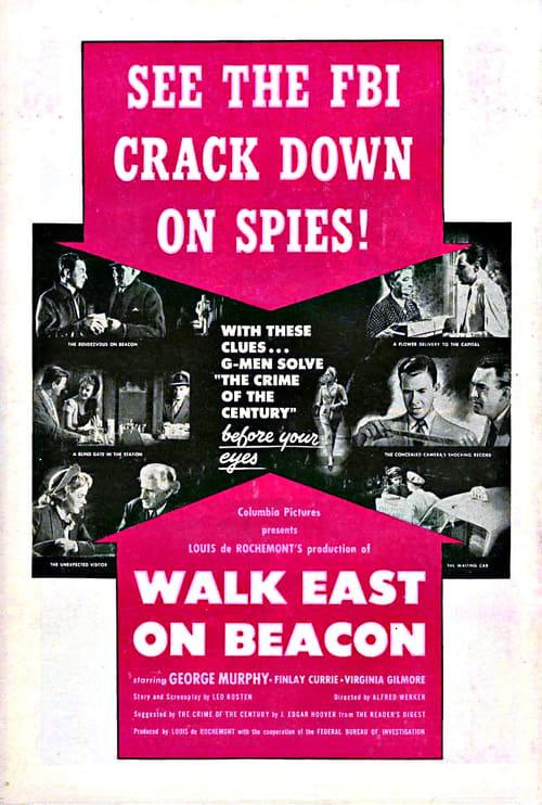 Filme Walk East on Beacon! Streaming