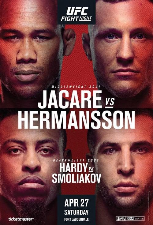 UFC Fight Night 150: Jacare vs. Hermansson (2019)