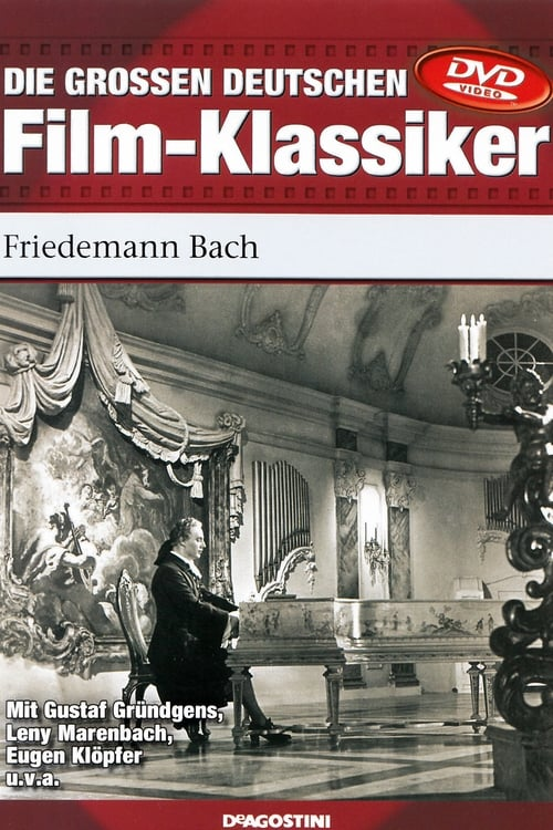 Filme Friedemann Bach Com Legendas On-Line