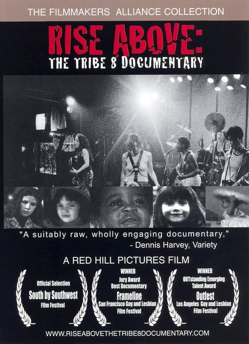 Rise Above: The Tribe 8 Documentary (2004)