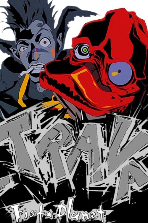 Trava: Fist Planet (2003) Poster