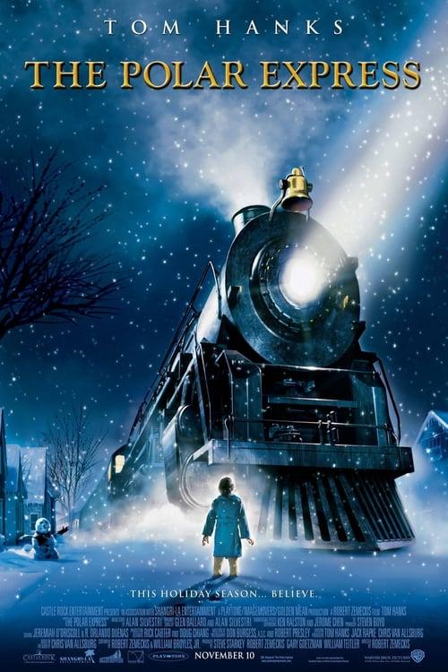 Streaming The Polar Express (2004) Full Movie