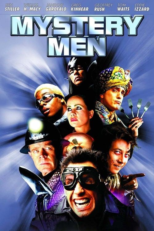 Film Mystery Men Gratuit En Français