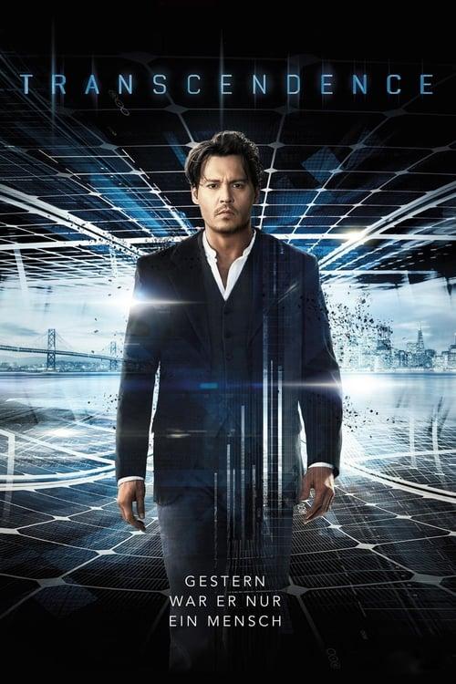 Transcendence - Thriller / 2014 / ab 12 Jahre