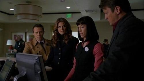 castle - Season 6 - Episode 16: Room 147