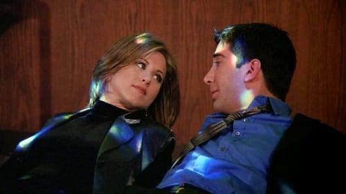 Aquele quando o Ross e a Rachel... sabe como é