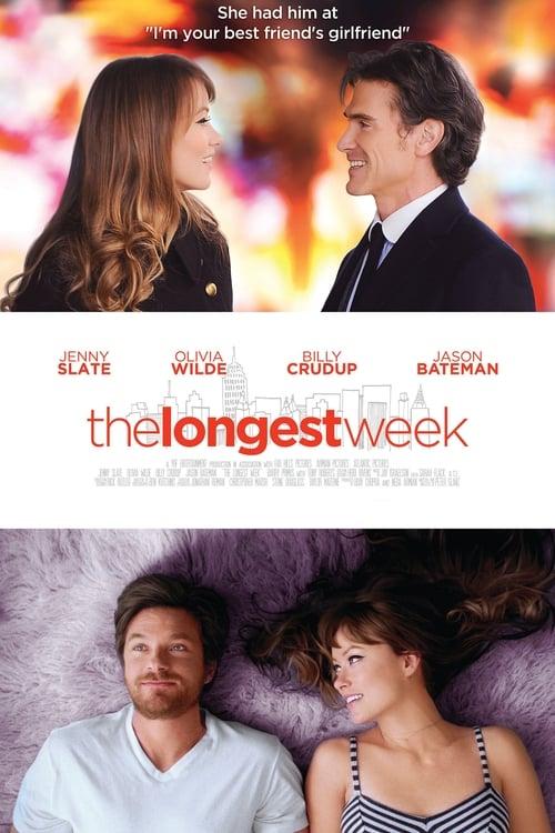 Watch The Longest Week (2014) Full Movie