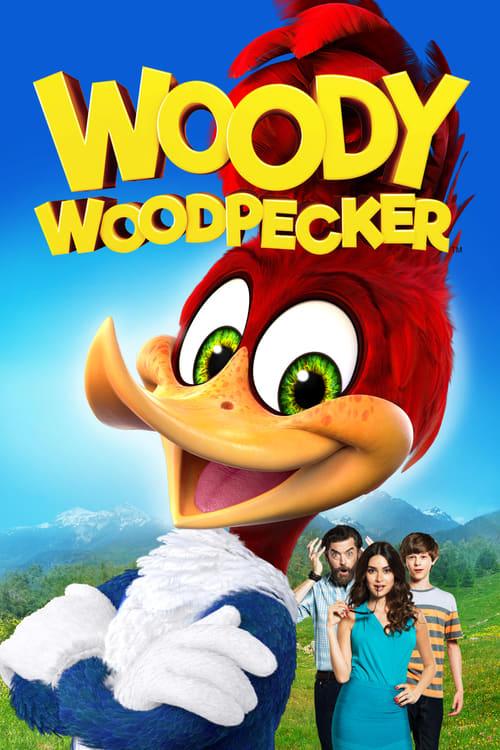 Streaming Woody Woodpecker (2017) Best Quality Movie