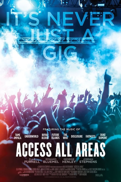 Watch Access All Areas Online Variety