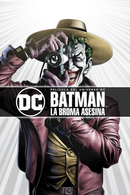 Mira La Película Batman: La broma asesina En Buena Calidad