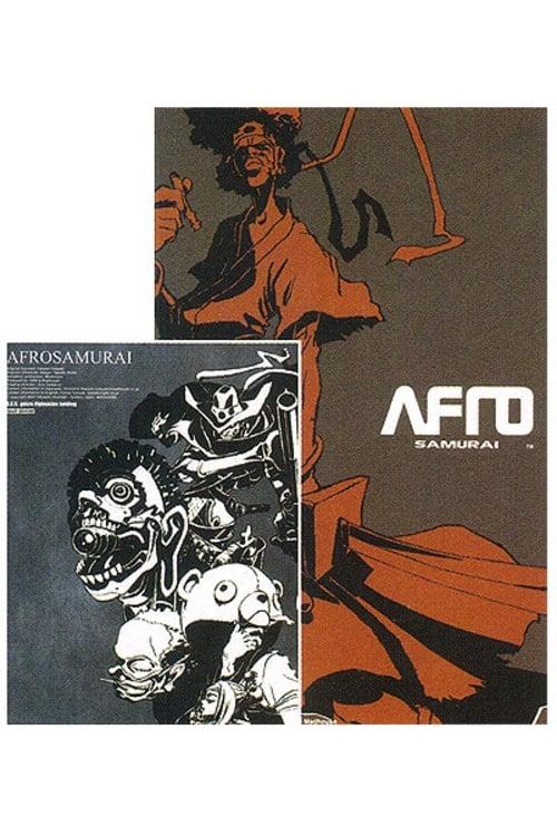 Afro Samurai Pilot (2003) Poster