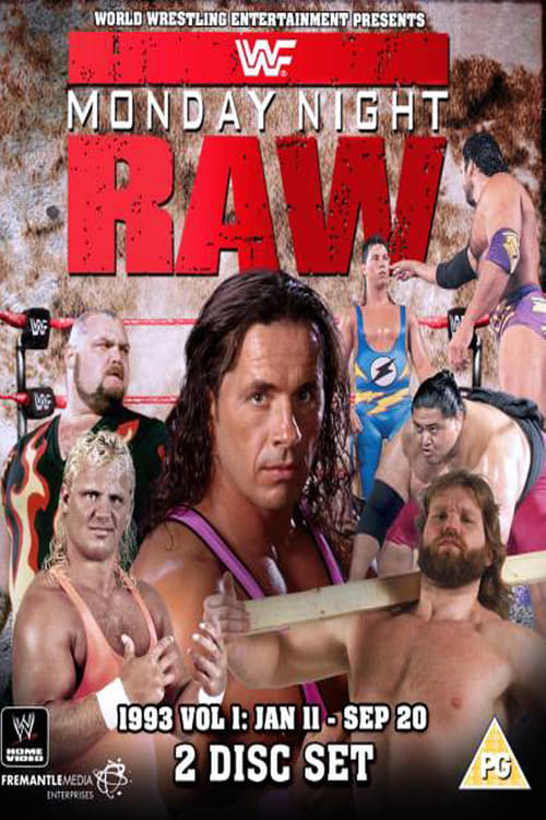 WWE Raw: Season 1993