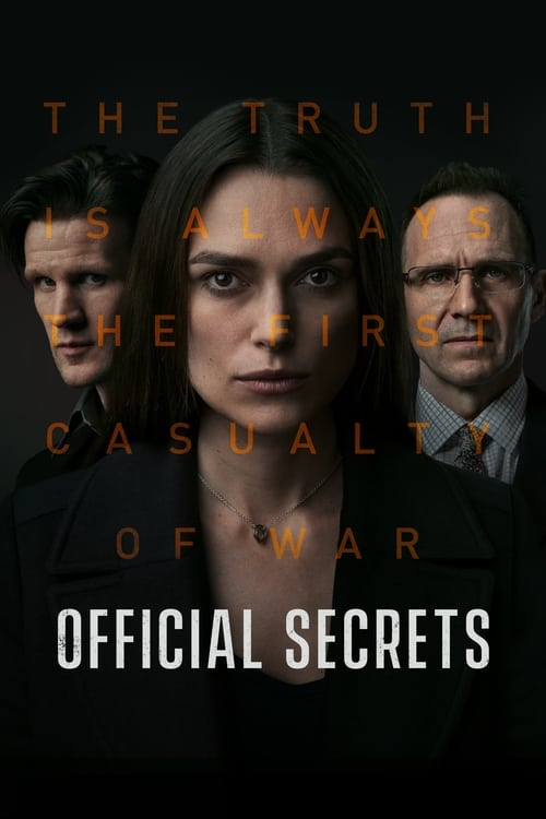 Largescale poster for Official Secrets