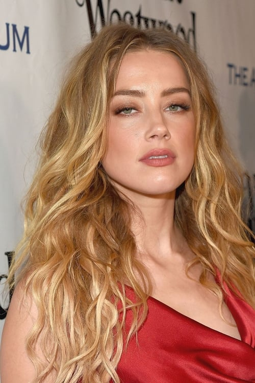 A picture of Amber Heard