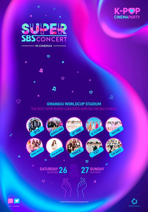 Super Concert in Gwangju Looking