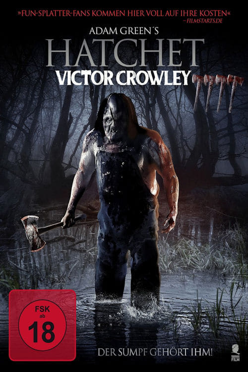 Hatchet: Victor Crowley - Poster