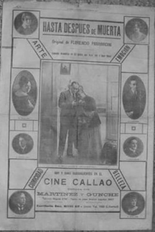 Hasta después de muerta (1916)