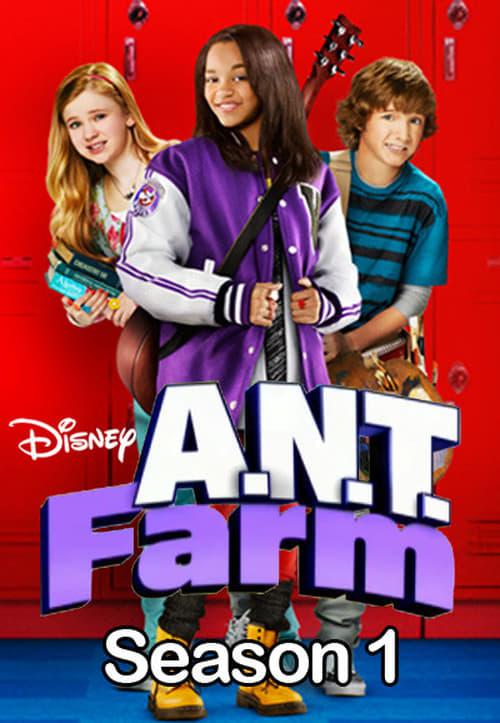 A.N.T. Farm Mùa 1 - A.N.T. Farm Season 1 (2011)