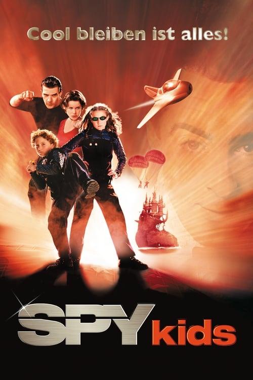 Poster von Spy Kids