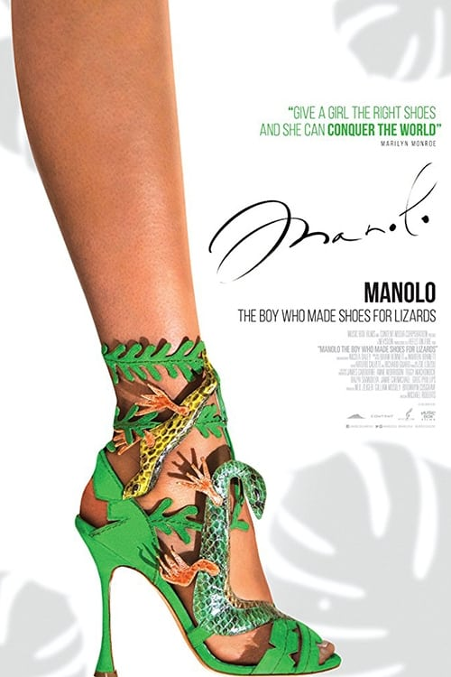 Watch Manolo: The Boy Who Made Shoes for Lizards online