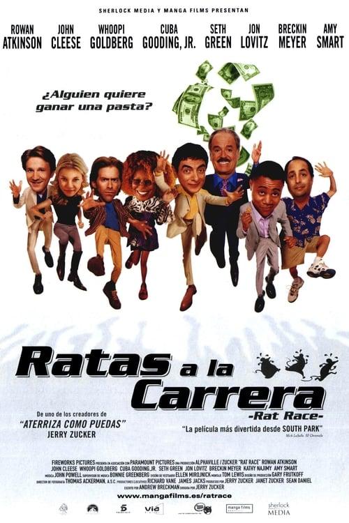 Mira La Película Ratas a la carrera En Buena Calidad Hd 720p