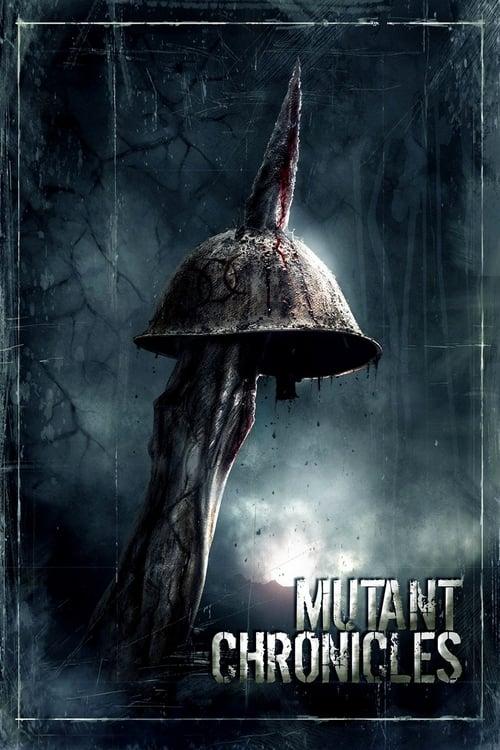 Mutant Chronicles poster