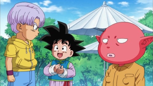 Dragon Ball Super: Season 1 – Episod A Chaotic Victory Party! Showdown at Last?! Monaka vs Goku!