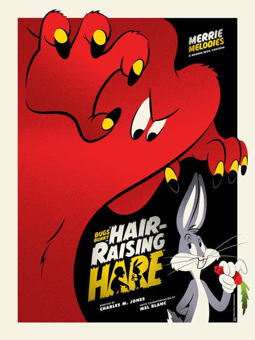 Hair-Raising Hare (1946) Poster