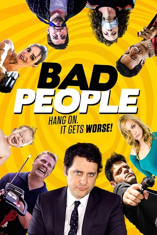 Bad People (2016) Poster