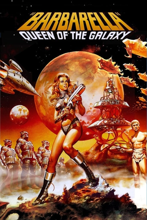 Streaming Barbarella (1968) Full Movie