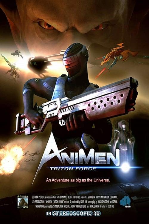 AniMen - Triton Force