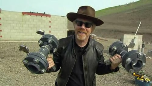 MythBusters: Season 2010 – Épisode Spy Car Escape (1)