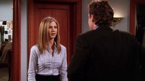 Aquele com a paquera da Rachel