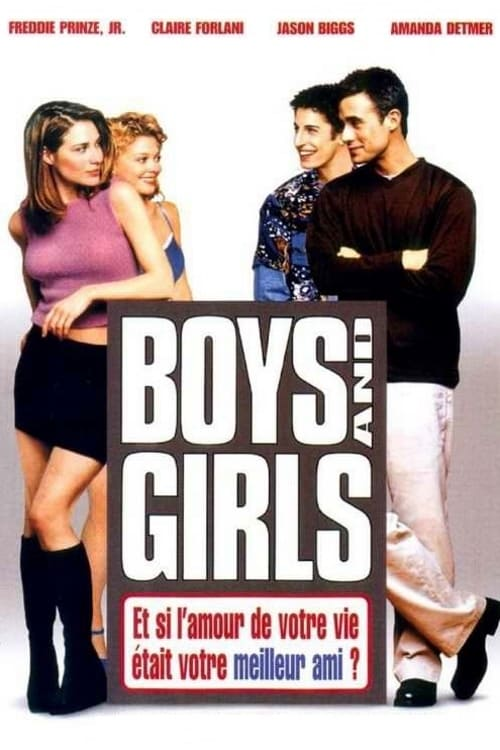 Boys and Girls 2001
