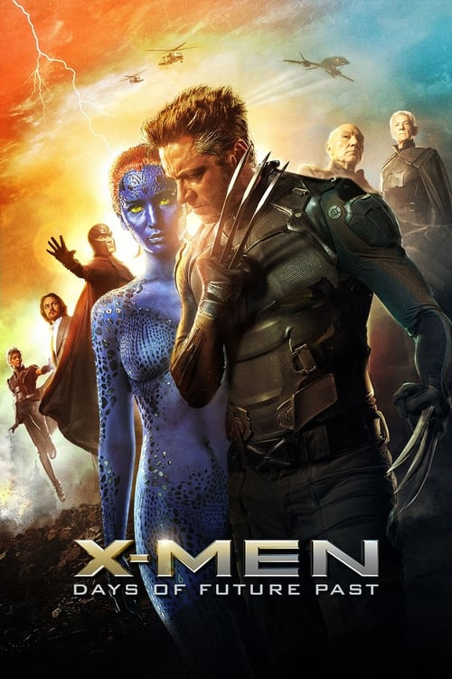 Watch X-Men: Days of Future Past (2014) Full Movie
