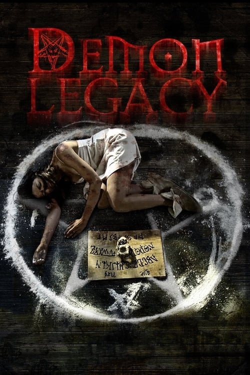 The poster of Demon Legacy