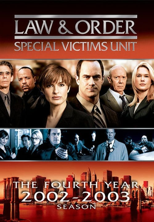 Watch Law & Order: Special Victims Unit Season 4 in English Online Free