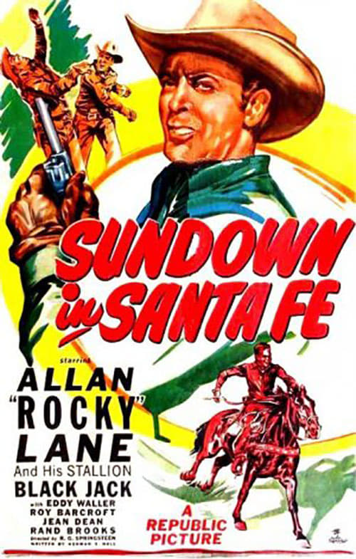 Sundown in Santa Fe Online