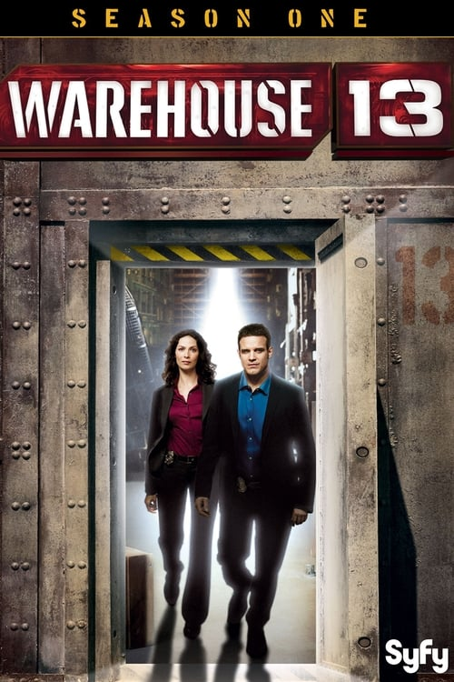 warehouse 13 serien stream